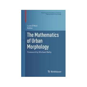 Springer Shop The Mathematics of Urban Morphology