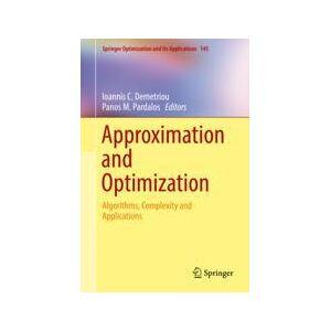 Springer Shop Approximation and Optimization