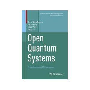 Springer Shop Open Quantum Systems