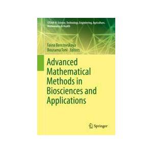 Springer Shop Advanced Mathematical Methods in Biosciences and Applications