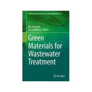 Springer Shop Green Materials for Wastewater Treatment