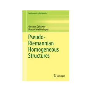 Springer Shop Pseudo-Riemannian Homogeneous Structures
