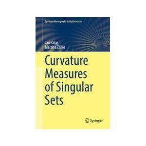 Springer Shop Curvature Measures of Singular Sets
