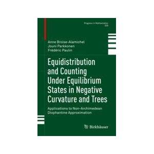 Springer Shop Equidistribution and Counting Under Equilibrium States in Negative Curvature and Trees
