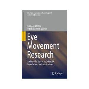 Springer Shop Eye Movement Research