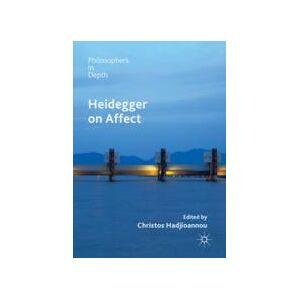 Springer Shop Heidegger on Affect