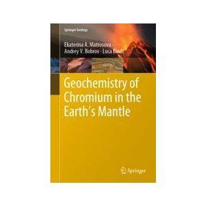 Springer Shop Geochemistry of Chromium in the Earth's Mantle