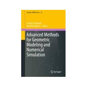 Springer Shop Advanced Methods for Geometric Modeling and Numerical Simulation