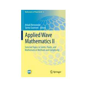 Springer Shop Applied Wave Mathematics II