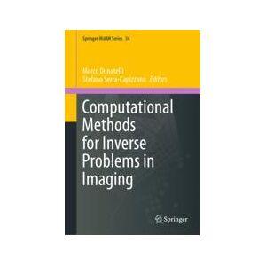 Springer Shop Computational Methods for Inverse Problems in Imaging