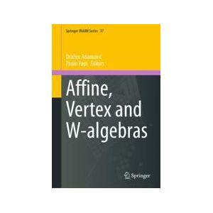 Springer Shop Affine, Vertex and W-algebras