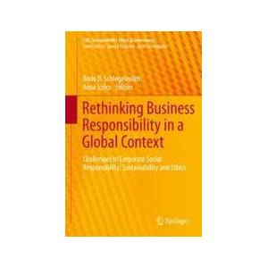 Springer Shop Rethinking Business Responsibility in a Global Context