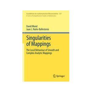 Springer Shop Singularities of Mappings