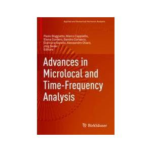 Springer Shop Advances in Microlocal and Time-Frequency Analysis