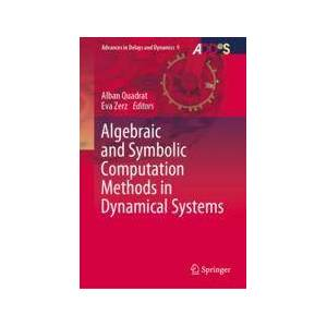 Springer Shop Algebraic and Symbolic Computation Methods in Dynamical Systems