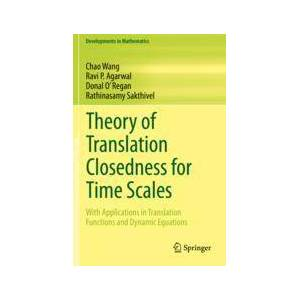 Springer Shop Theory of Translation Closedness for Time Scales