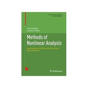 Springer Shop Methods of Nonlinear Analysis