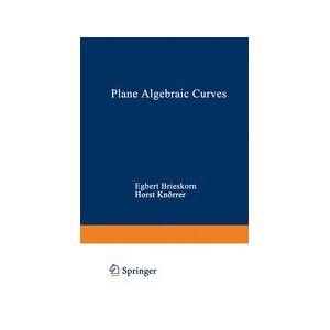 Springer Shop Plane Algebraic Curves