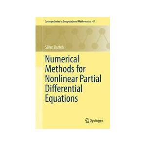 Springer Shop Numerical Methods for Nonlinear Partial Differential Equations