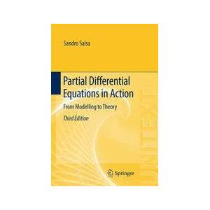 Springer Shop Partial Differential Equations in Action