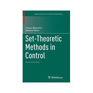 Springer Shop Set-Theoretic Methods in Control