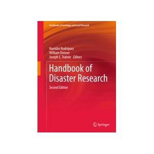 Springer Shop Handbook of Disaster Research