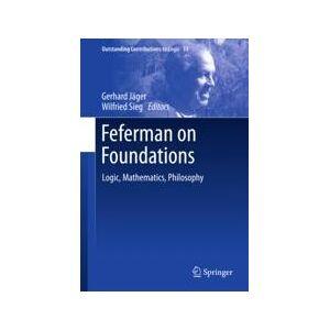Springer Shop Feferman on Foundations