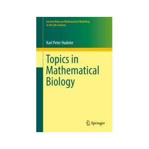 Springer Shop Topics in Mathematical Biology