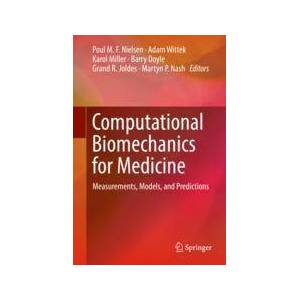 Springer Shop Computational Biomechanics for Medicine