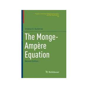 Springer Shop The Monge-Ampère Equation