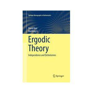 Springer Shop Ergodic Theory