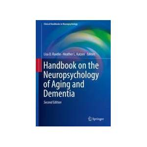 Springer Shop Handbook on the Neuropsychology of Aging and Dementia