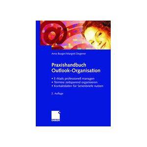 Springer Shop Praxishandbuch Outlook-Organisation