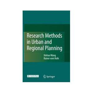 Springer Shop Research Methods in Urban and Regional Planning