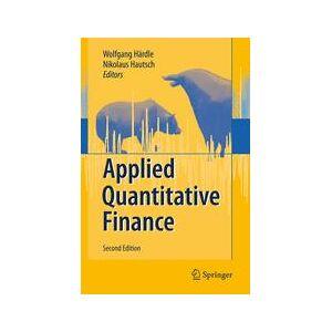 Springer Shop Applied Quantitative Finance