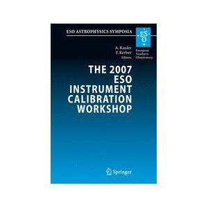 Springer Shop The 2007 ESO Instrument Calibration Workshop