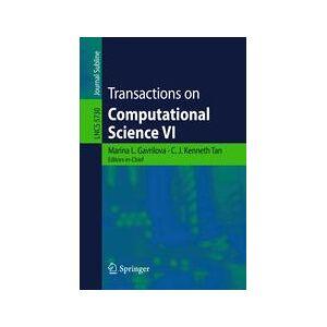 Springer Shop Transactions on Computational Science VI