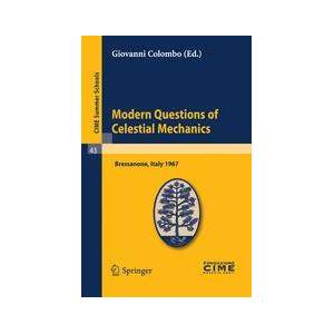 Springer Shop Modern Questions of Celestial Mechanics