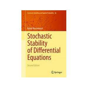 Springer Shop Stochastic Stability of Differential Equations