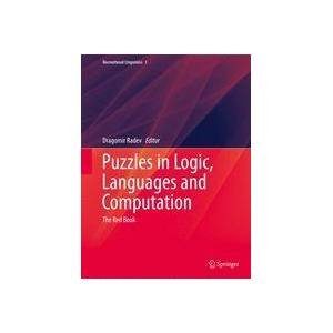Springer Shop Puzzles in Logic, Languages and Computation
