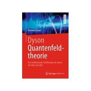 Springer Shop Dyson Quantenfeldtheorie