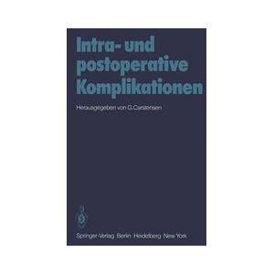 Springer Shop Intra- und postoperative Komplikationen