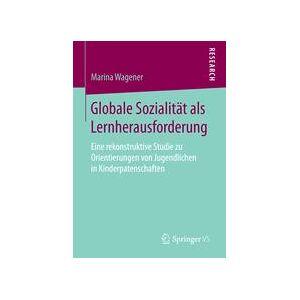 Springer Shop Globale Sozialität als Lernherausforderung