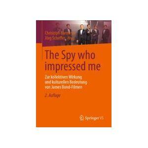 Springer Shop The Spy who impressed me