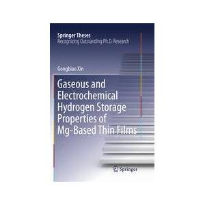 Springer Shop Gaseous and Electrochemical Hydrogen Storage Properties of Mg-Based Thin Films