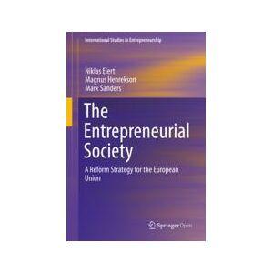 Springer Shop The Entrepreneurial Society