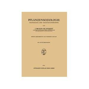 Springer Shop Pflanzensoziologie