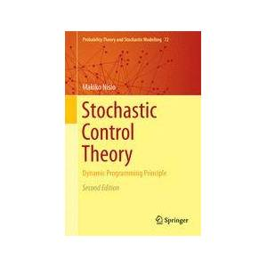 Springer Shop Stochastic Control Theory