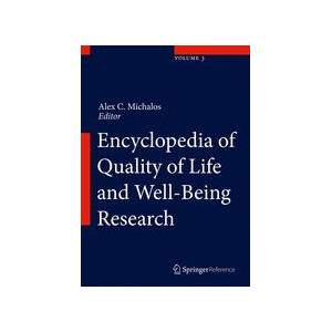 Springer Shop Encyclopedia of Quality of Life and Well-Being Research