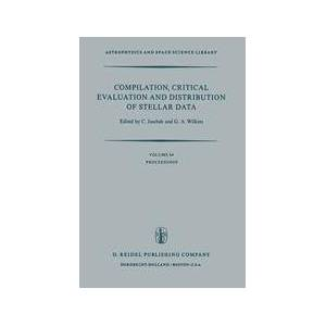 Springer Shop Compilation, Critical Evaluation and Distribution of Stellar Data